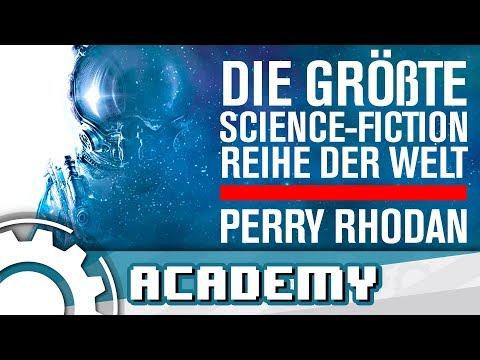 Die Größte Science-Fiction Serie Der Welt – Perry Rhodan