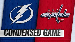 03/20/19 Condensed Game: Lightning @ Capitals