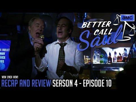Better Call Saul - Season 4, Episode 10 - Recap & Review