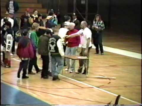 Nurnberg American High School 1993 Wrestling Conference Champions
