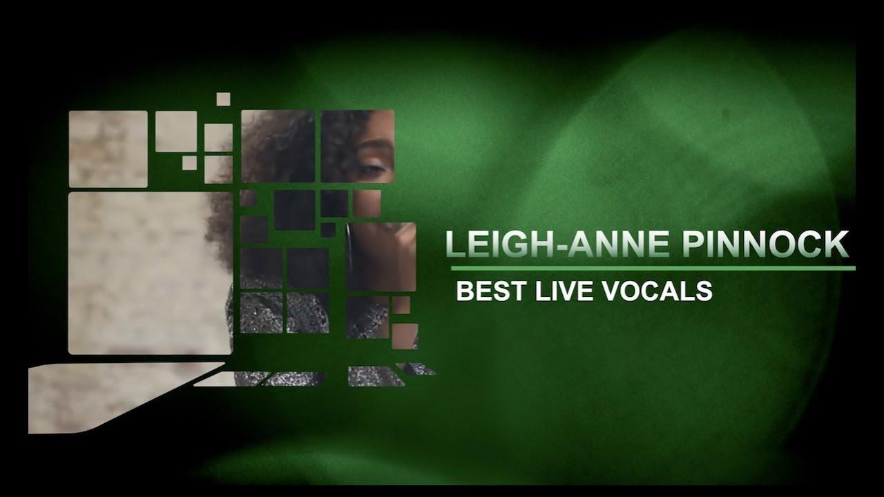 Leigh-Anne Pinnock Best Live Vocals ...