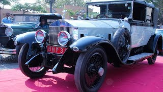 Karim Chhapra Interview   Rolls Royce 1924   VCCCP   PakWheels Karachi Autoshow 2018