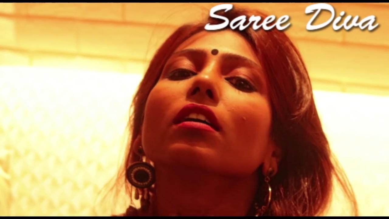 Download #tattoogirl #Sareelover #plusmodel  Saree Diva