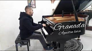 Granada -Agustin Lara -  (Mexican Song piano)