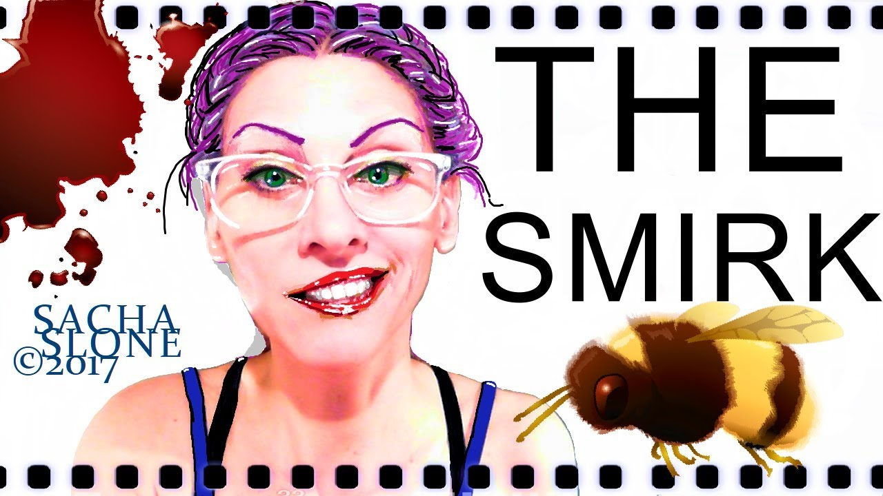 Narcissistic SMIRK & Sociopathic SMILE [with a slide show]