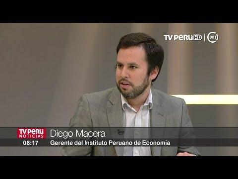 """IPE: """"Crecimiento económico en el 2018 bordea el 4%"""""""
