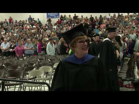 Central Lakes College Brainerd Commencement Ceremony (5-16-19 7:00pm)