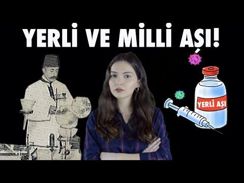 YERLİ VE MİLLİ AŞI!