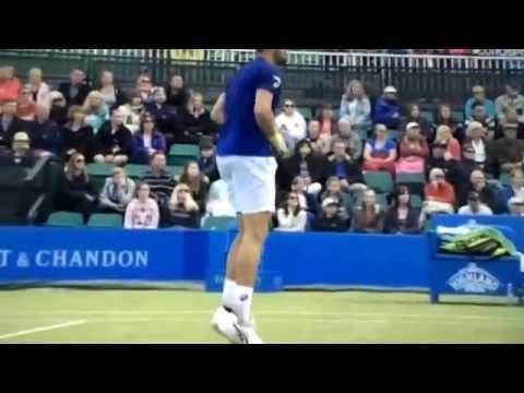 Aegon Open Nottingham - Men's Final, Johnson vs Cuevas