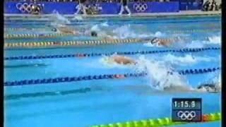 Sydney 2000 - Justin Norris - Olympic Bronze in 200m Butterfly