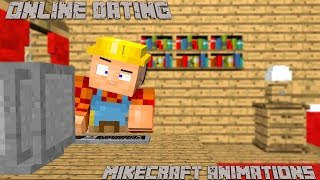 Online Dating - Minecraft Animation