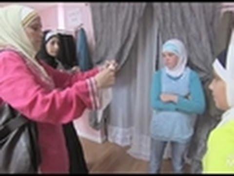 Hijabs for School   All-American Muslim
