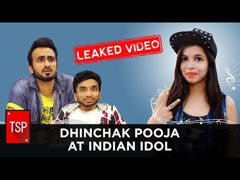 TSP's Bade Chote || Dhinchak Pooja Indian Idol Audition