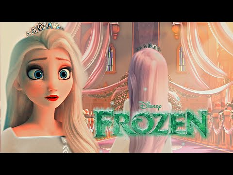 Frozen: Elsa and Jack Frost get married! | Frozen Forever After (Queen Elsa and Lieutenant Jack).