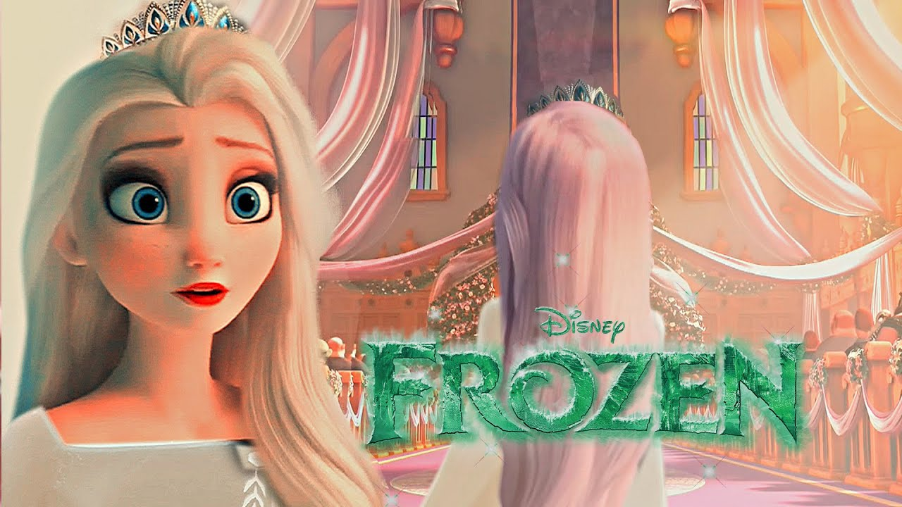 Download Frozen: Elsa and Jack Frost get married! | Frozen Forever After (Queen Elsa and Lieutenant Jack).