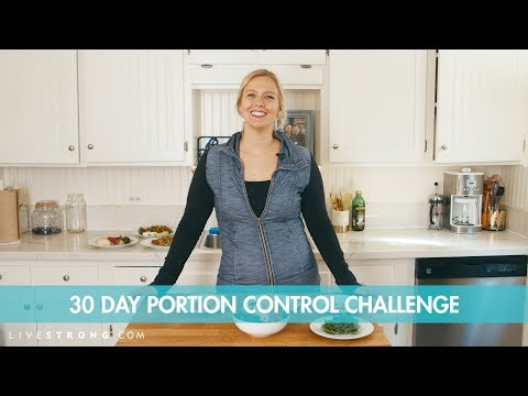 How to Practice Portion Control