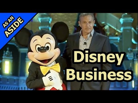 Why Disney's Acquisitions Matter: Vertical Integration & Monopoly