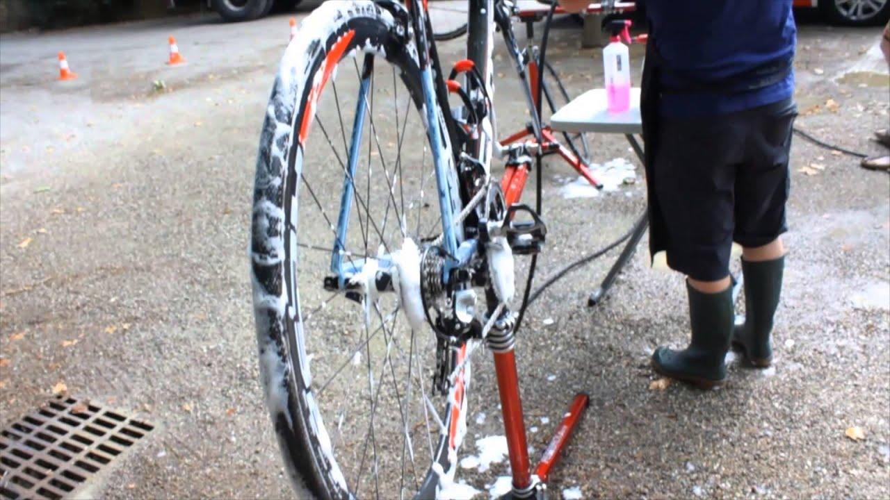 Feedback Sports Sprint Bike Repair Stand Youtube