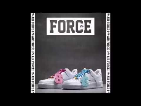 nike air force sfera