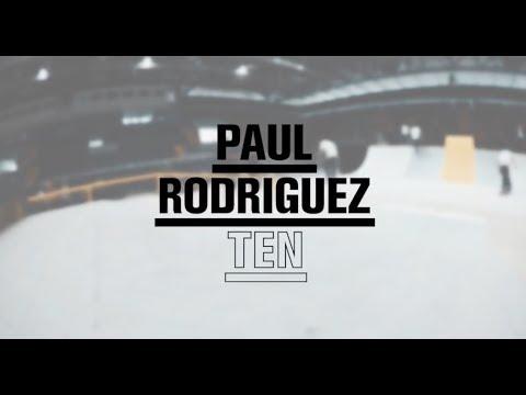 P-Rod 10 NikeSB Shoe Skate Test ( Exclusive )