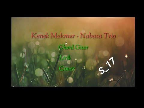 Chord/ Kunci Gitar Kenek Makmur - Nabasa Trio