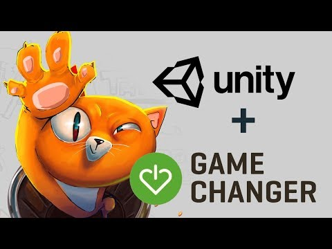Unity presents 'Trash Dash' Endless Runner for Game Changer Charity