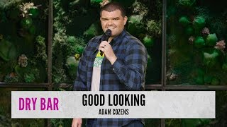 The Perks Of Being Good Looking. Adam Cozens