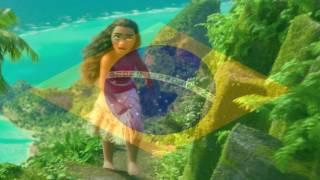Moana - Saber Quem Sou (Brazilian Portuguese Movie Version)