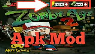 Zombie Age 2 Apk Mod V1.1.9 - No Root Hack/Cheats + Android Gameplay