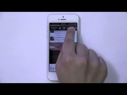 UberSocial iPhone 2.0