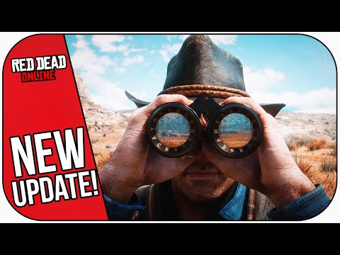 RDR2 STORY MODE DLC For Single Player Xbox! NEW Red Dead Online Update!