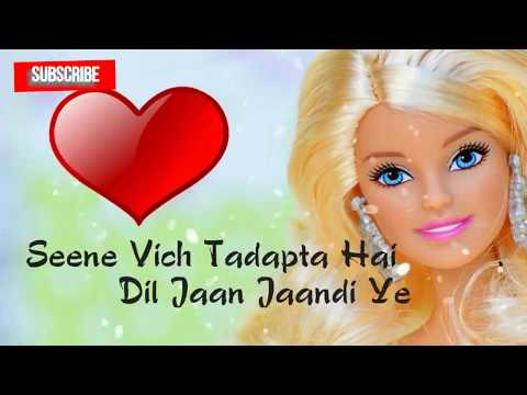 Soniye Hiriye Teri Yaad Aandi h Hai Female Version WhatsApp Video Status | S R Love Creation |