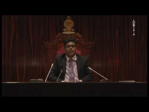 Parliament of Sri Lanka - 21 February 2017 Part 6