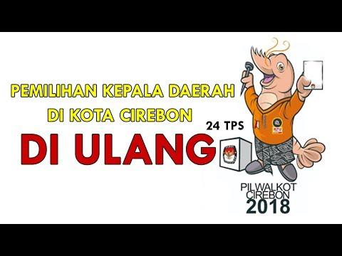 Pemilihan Kepala Daerah Di Kota Cirebon Di Ulang, Kamu Masih Mau Milih ?