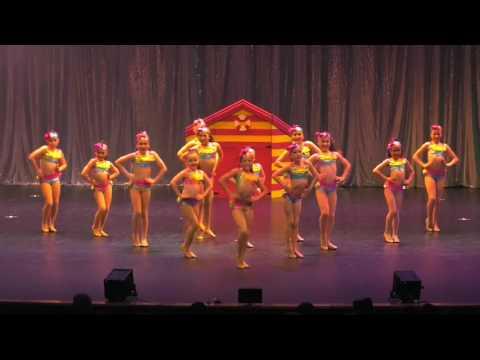 Backstage Dance Academy Bathing Beauty 2015