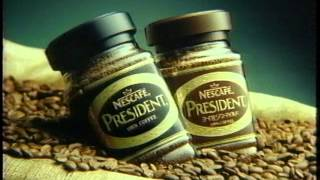 1.NESCAFE GOLD BLEND 熊川哲也 2.Krematop 3.NESCAFE PRESIDENT 4.NESC...