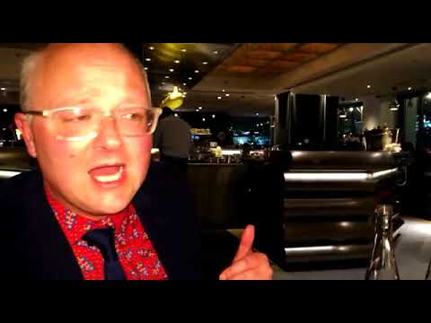 Ben's Food Vlog 93: Sea Containers, 20 Upper Ground, South Bank, London SE1 9PD
