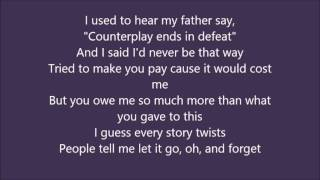 The Only Way Out - Andra Day (Lyrics)