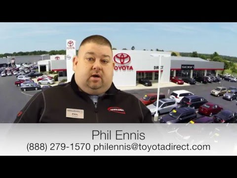 Phil Ennis  - Toyota Direct - Columbus OH