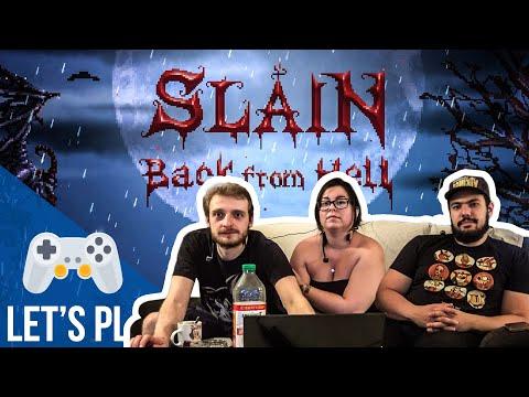 Rediff Light - Slain : Back from Hell (FR) (PC)
