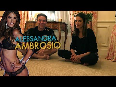 Eu Nunca com Alessandra Ambrosio   #HotelMazzafera