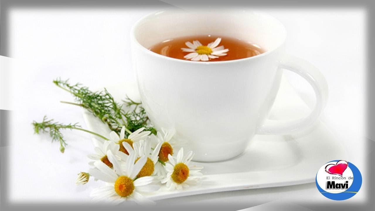 Para que sirve el té de manzanilla