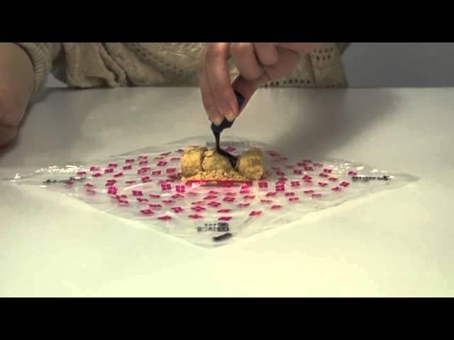桔梗信玄餅の食べ方 番外編