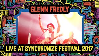 Glenn Fredly live at SynchronizeFest - 8 Oktober 2017 MP3