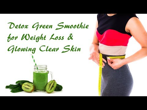 detox-green-smoothie-|-weight-loss-&-glowing-clear-skin-|-healthy-recipe-2-|-breakfast-recipe