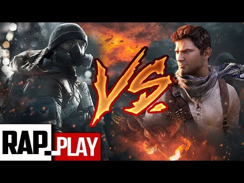 THE DIVISION VS UNCHARTED 4 | KRONNO ZOMBER | ( Videoclip Oficial )