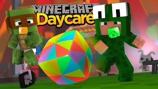 Minecraft Daycare : LITTLE LIZARD & BABY DUCK GO TO THE CIRCUS!