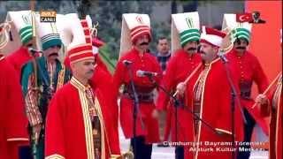 Mehteran Takımı - 29 Ekim - Cumhuriyet Bayramı Törenleri - TRT Avaz