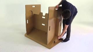 Refold Standing Desk Instructions