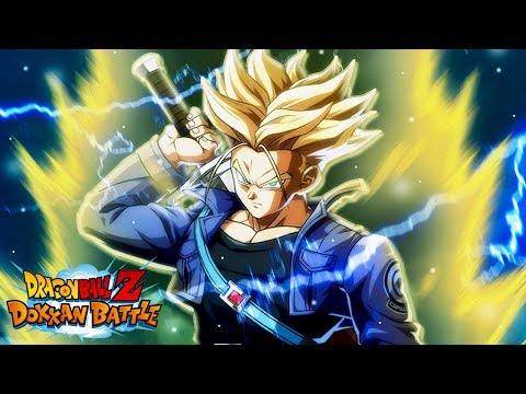 I DIDNT EVEN KNOW!! LR Future Trunks Summons   Dragon Ball Z Dokkan Battle